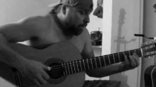 Black Sabbath Snowblind Chord/Melody Cover