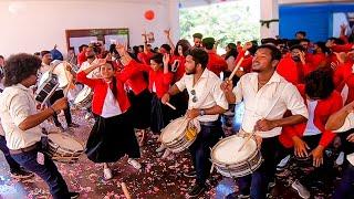 Kudukku Pottiya Kuppayam song Bandset | MO College ലെ പിള്ളേരുടെ ഡാൻസും Ragadeepam Teamന്റെ ബാൻഡും