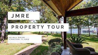 Property Tour: 187 Bull Run Dr, Streetman TX
