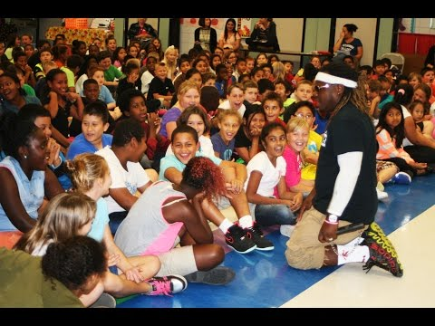 Pinellas Park Elementary School First - Corey Thornton