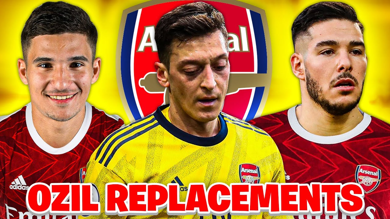 Mesut Ozil Arsenal replacements: Who can the Gunners bring in to ...
