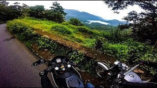 Ride to BELGAUM from GOA via Chorla ghats!