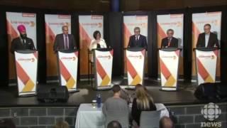 The Six Federal NDP Leadership Candidates Debate in Sudbury - 28 May 2017