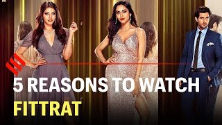 Krystle D'souza and Anushka Ranjan give 5 reasons to watch Fittrat | Aditya Seal