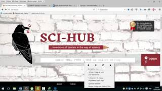 FreeFullPDF: PDF search engine for free scientific