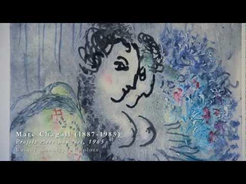 MARC CHAGALL : COMMEMORATING THE ARTIST¹S 125TH BIRTHDAY