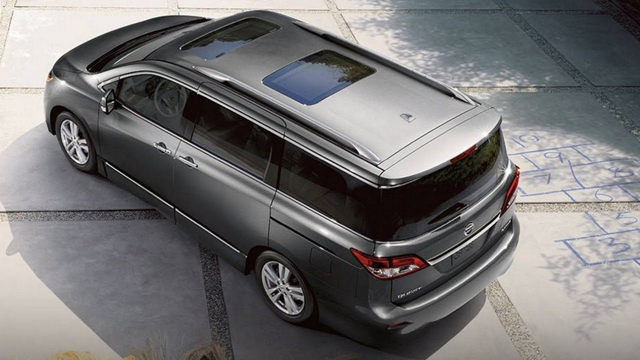 2018 Nissan Quest Price and Specs - YouTube