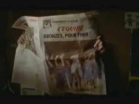 Brilliant newspaper commercial