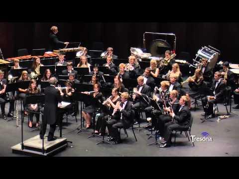 UNC Wind Ensemble    Jupiter, by Gustav Holst