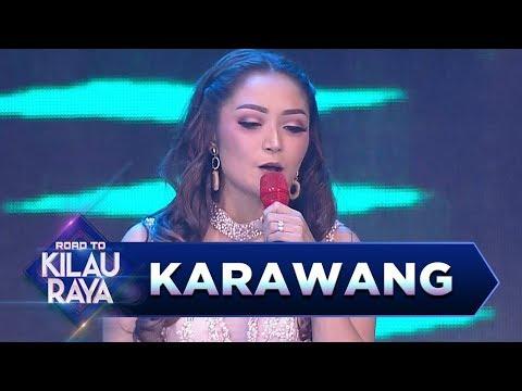 Hoa.. Hoe...   ! Siti Badriah [AKU KUDU PIYE] - Road to Kilau Raya (18/3)