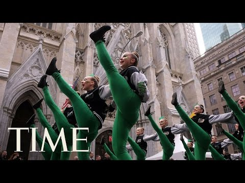 Watch LIVE: St. Patrick's Day Parade In New York City | TIME
