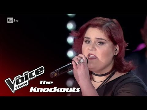 Maryam Tancredi Leave a Light On - Knockouts - The Voice of Italy 2018