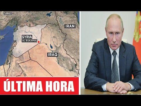 Inesperado Comunicado De China Y Estados Unidos Que Deja A Rusia Fuera De Siria Y Oriente Medio.