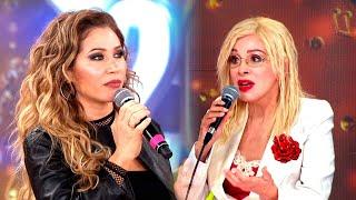 A Nacha Guevara no le gustó que Adabel Guerrero haya repetido una canción que cantó en Cantando 2012