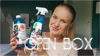 Otwarcie paczki: ILABIO naturalne kosmetyki