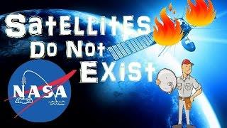 Satellites Do Not Exist - Flat Earth
