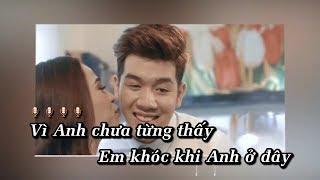[ Karaoke ] Vì Anh Chưa Từng Thấy   Võ Kiều Vân