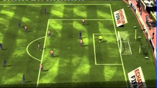 Atletico de madrid vs Getafe gameplay fifa en galactico