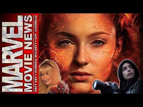 Jessica Jones Season 2 Trailer, Dark Phoenix, & More! | Marvel Movie News Ep. 160