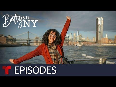 Betty en NY | Episode 1 | Telemundo English