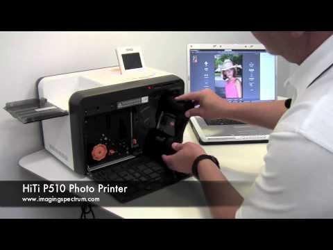 Hiti P510 Photo Printer Funnydog Tv