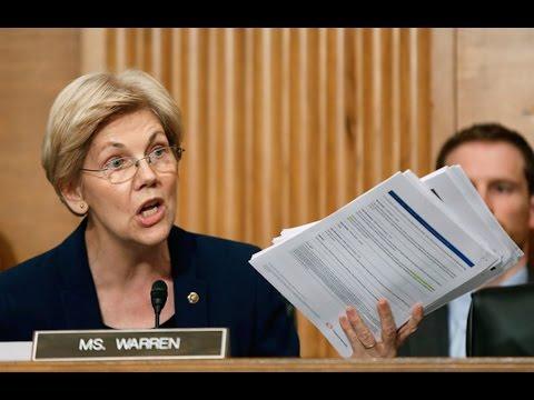 "Elizabeth Warren: End Corporate Tax ""Holidays"""