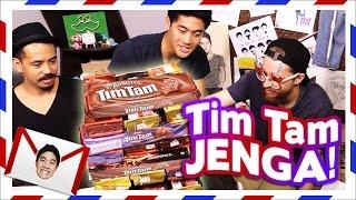 Tim Tam Jenga! (Teehee Time)
