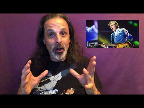 Paul McCartney New Tracks Initial Reaction Video