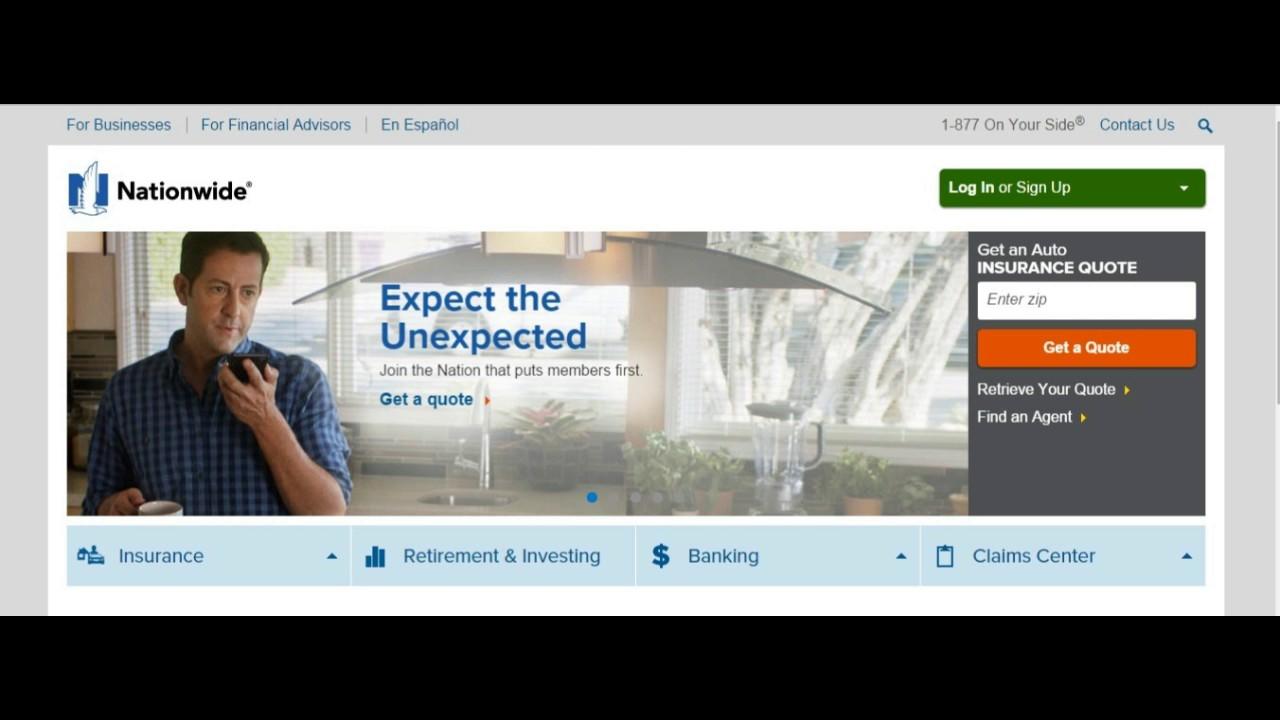 Nationwide Insurance - YouTube