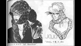 JoJo's Bizarre Adventure rip-off ジョジョパクリ