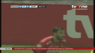 Video Gol Pertandingan Gresik United vs Bali United