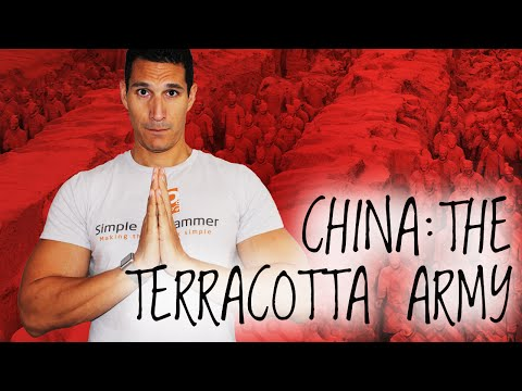 China: The Terracotta Army & Long-Term Thinking