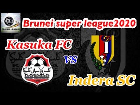 【Highlight】 Kasuka FC vs Indera SC  / Brunei super League 2020