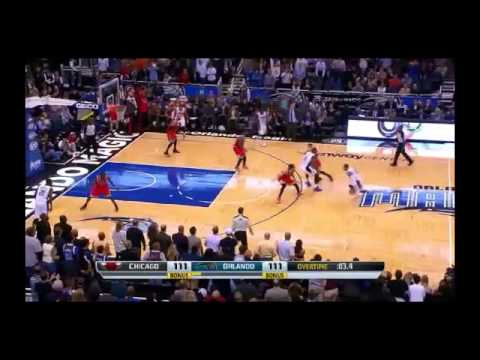 NBA CIRCLE - Chicago Bulls Vs Orlando Magic Highlights 15 Jan. 2014 www.nbacircle.com