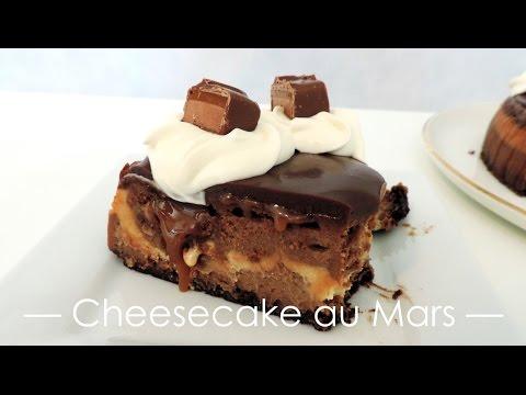 recette-du-cheesecake-au-mars---william's-kitchen