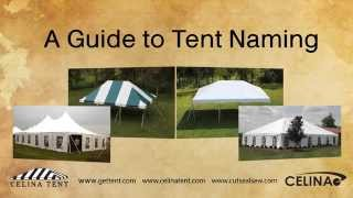 A Guide To Naming Tents - Shelter, Canopy & Tent Naming System(Tent Naming System - Why tents and canopies are named Width X Length All tent sizes are named in the same basic fashion. The first number represents the ..., 2015-02-13T16:46:42.000Z)