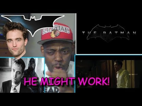 THE BATMAN (2021) Teaser Trailer Concept – Robert Pattinson, Matt Reeves DC Movie REACTION!!!