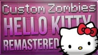 Remastered!!! Hello Kitty (CoD WaW Custom Zombies)