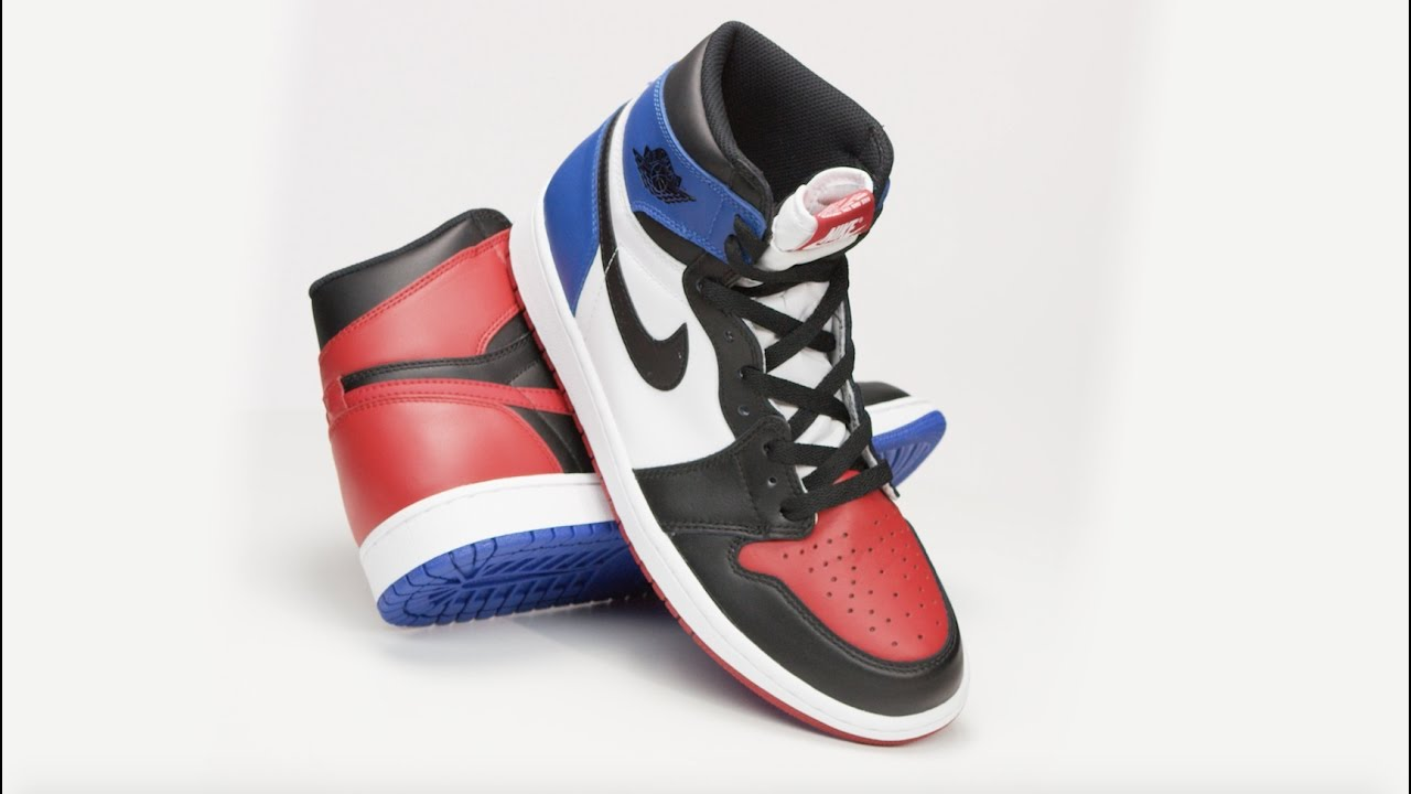 sale retailer 24cc2 8018c Sneakers In 4K: Air Jordan 1 Retro High OG Top 3