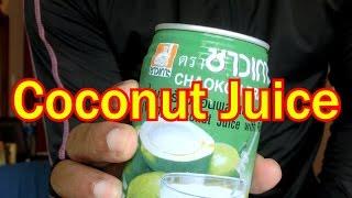 Coconut Juice Thumbnail