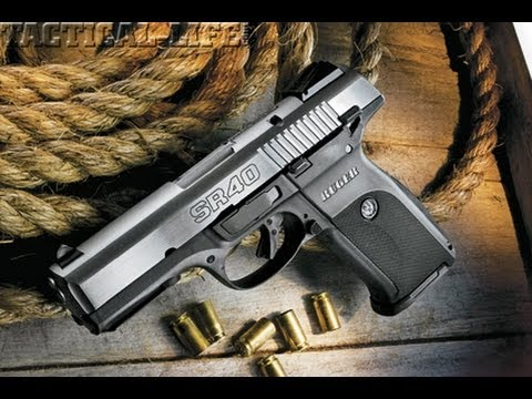 MY RUGER SR40C TABLE TOP REVIEW