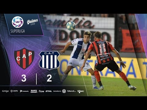 Patronato Talleres Cordoba Goals And Highlights
