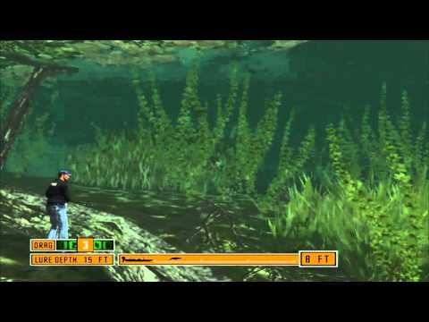 Rapala Pro Fishing Gameplay [PC HD]