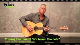 Tommy Emmanuel - It