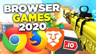 Best Browser Games To Play In 2020 | No Download (.io Games   New)