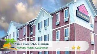 Value Place OKC Norman - Norman Hotels, Oklahoma