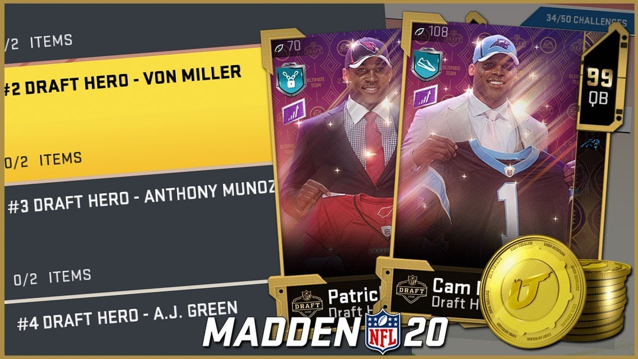 MUT 20 Draft Promo Explained | How To Get Two FREE 97 OVR Draft Promo Cards!