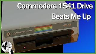 Commodore 1541 Disk Drive Repair - Bringing it Back to Life