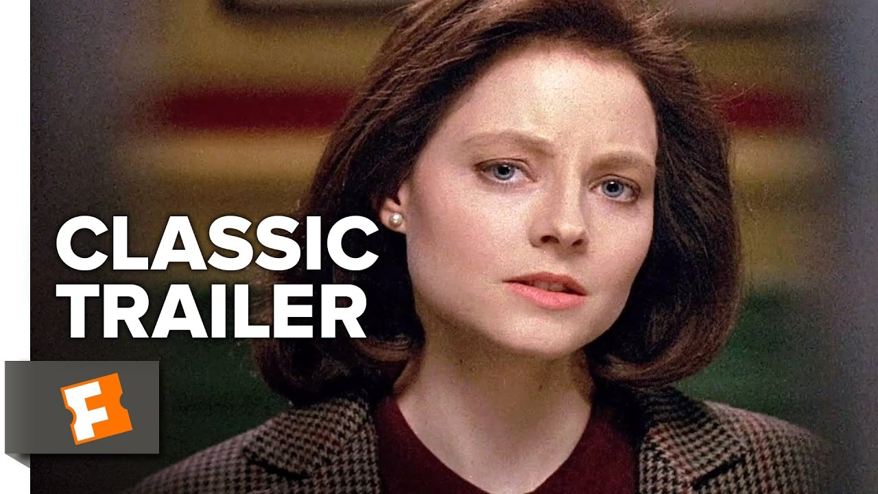The Silence of the Lambs Official Trailer #1 - Anthony Hopkins Movie ... Silenceofthelambs