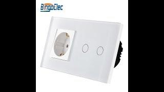 видео Автоматический выключатель для туалета и ванной
